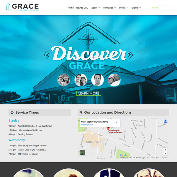 Grace Baptist Church, Kettering, Ohio